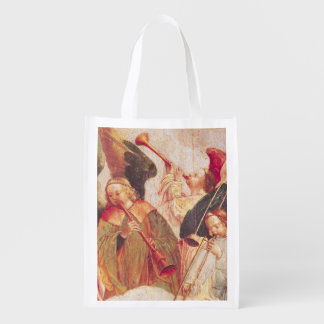Musical Angels Reusable Grocery Bag