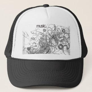 Musical Aspect Trucker Hat
