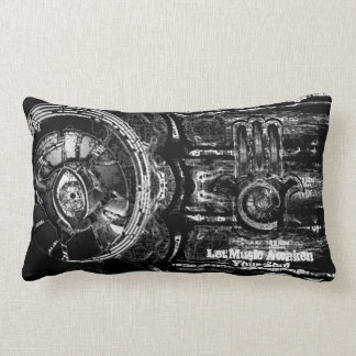 Musical Awakening Lumbar Pillow