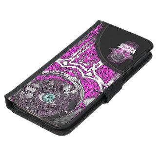 Musical Awakening (Pink) Samsung Galaxy S5 Wallet Case