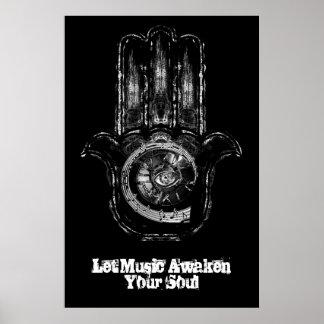 Musical Awakening Poster