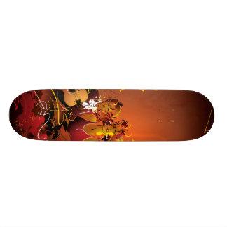 Musical Board Custom Skate Board