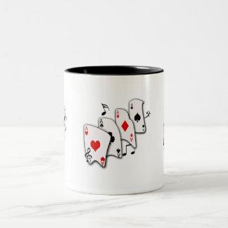 Musical Cards -Mug