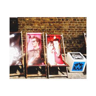 Musical Chairs Canvas Print