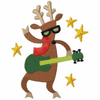 Musical Christmas - Reindeer Hoody