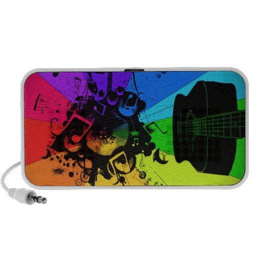 Musical Colour Speaker