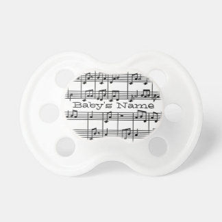 Musical Design Pacifier