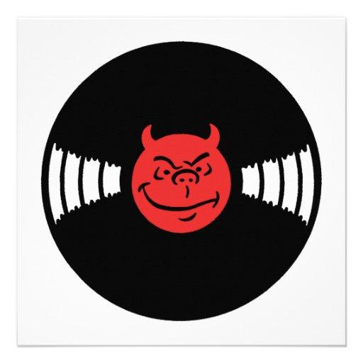 Musical Devil Custom Announcements