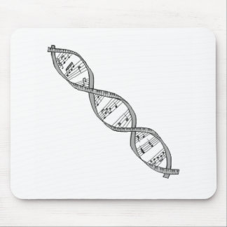 Musical DNA Mouse Mat