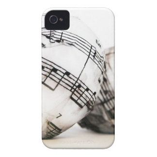 Musical Easter eggs iPhone 4 Case-Mate Case
