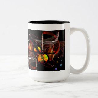 Musical fantasy mug