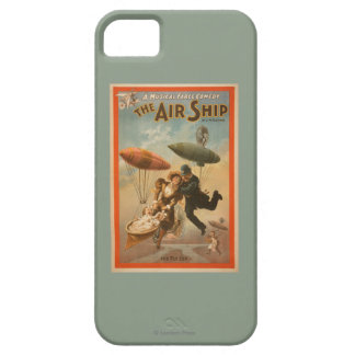 Musical Farce Comedy, The Air Ship Theatre 2 Barely There iPhone 5 Case