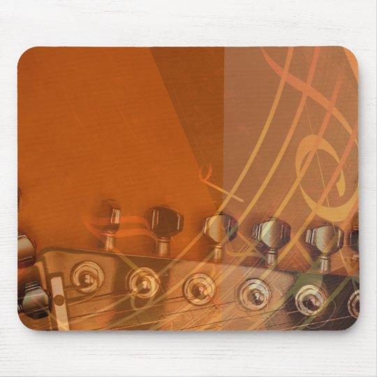 Musical Guitar Mouse Mat