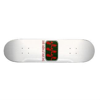 Musical Heartbeat Skateboards