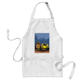 Musical Instrument Design Aprons