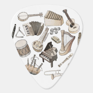 Musical Instrument Guitar Pick