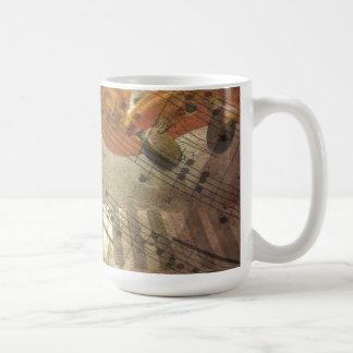 Musical Instrument mug