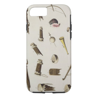 Musical instruments belonging to negro slaves (col iPhone 7 case