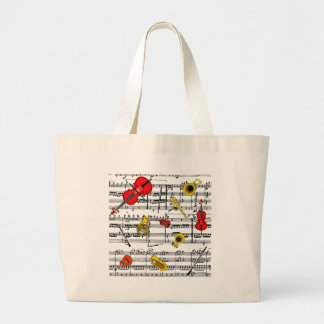 musical instruments copy.pdf large tote bag