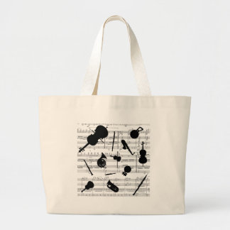 musical instruments grayscale copy.pdf large tote bag
