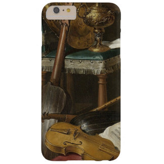 musical instruments painting barely there iPhone 6 plus case