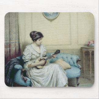 Musical interlude, 1917 mouse pad