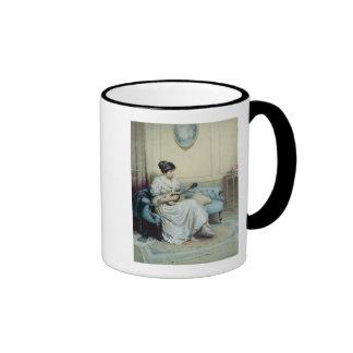 Musical interlude, 1917 mugs