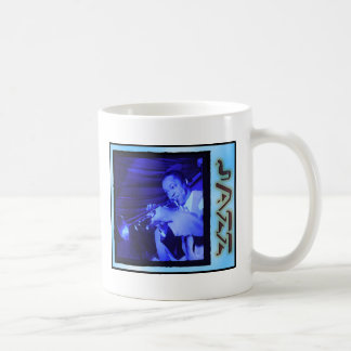 Musical Interludes: Vintage Jazz Coffee Mug