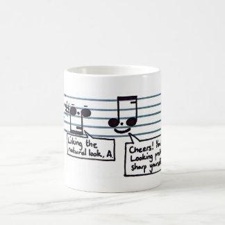 Musical Joke Mug