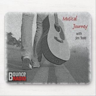 Musical Journey Mousepad