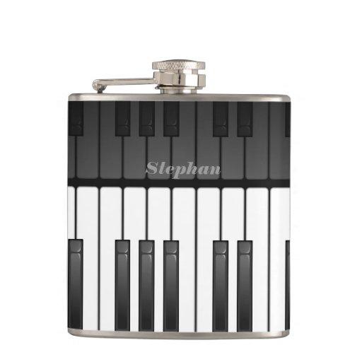 Musical Keyboard Design Flask