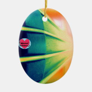 Musical Lifetimes Cello Oval Hanging Decoration