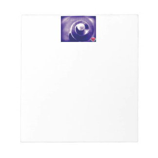 Musical Lifetimes Cello Scroll Notepad