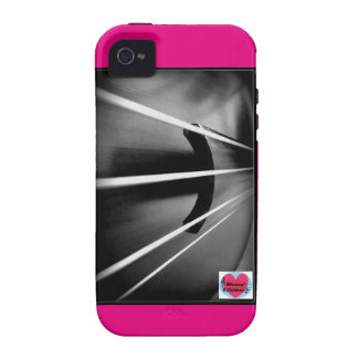 Musical Lifetimes Cello Strings iPhone 4/4S Case