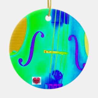 Musical Lifetimes Ceramic Cello Music Decoration