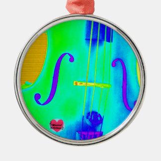 Musical Lifetimes Framed Cirular Cello Decoration