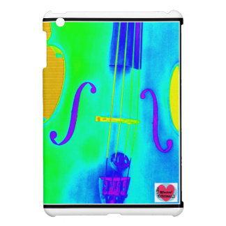Musical Lifetimes Green Cello iPad Mini Case