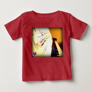 Musical Lifetimes Kids' Piano Keys T-Shirt