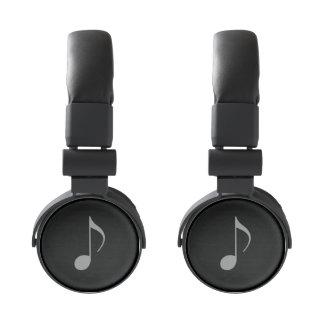 musical note headphones
