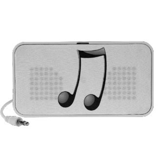 Musical Note PC Speakers