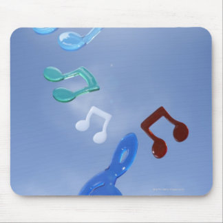 Musical Notes 3 Mouse Mat