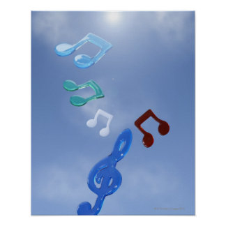 Musical Notes 3 Poster