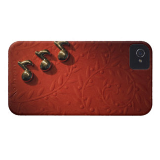 Musical Notes 6 iPhone 4 Case