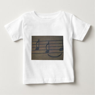 musical notes baby T-Shirt