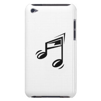 Musical Notes iPod Touch Cover
