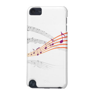 Musical Notes iPod Touch (5th Generation) Cases