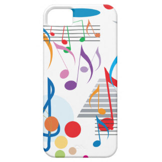 Musical Notes iPhone 5 Cover