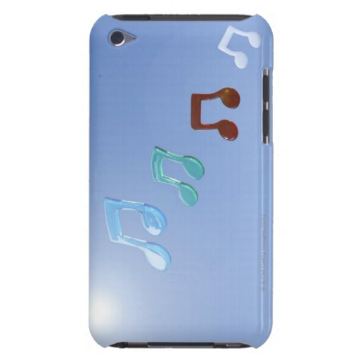 Musical Notes iPod Touch Cases
