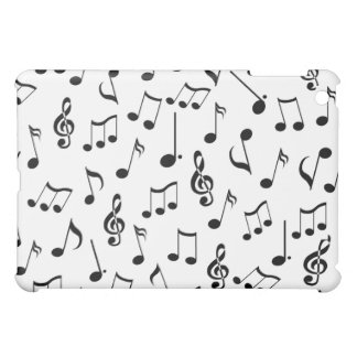 Musical notes case for the iPad mini