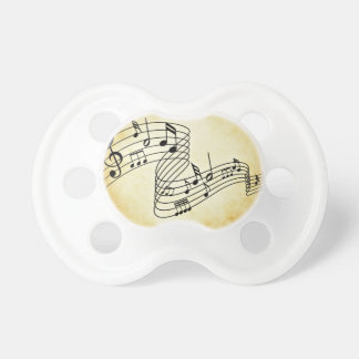 Musical Notes Dummy